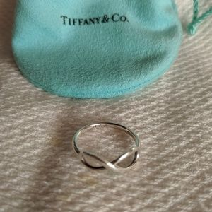 Tiffany & Co. Infinity Ring